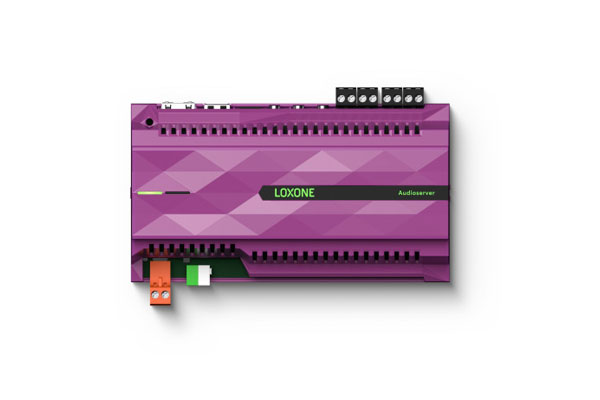 Loxone Audio server